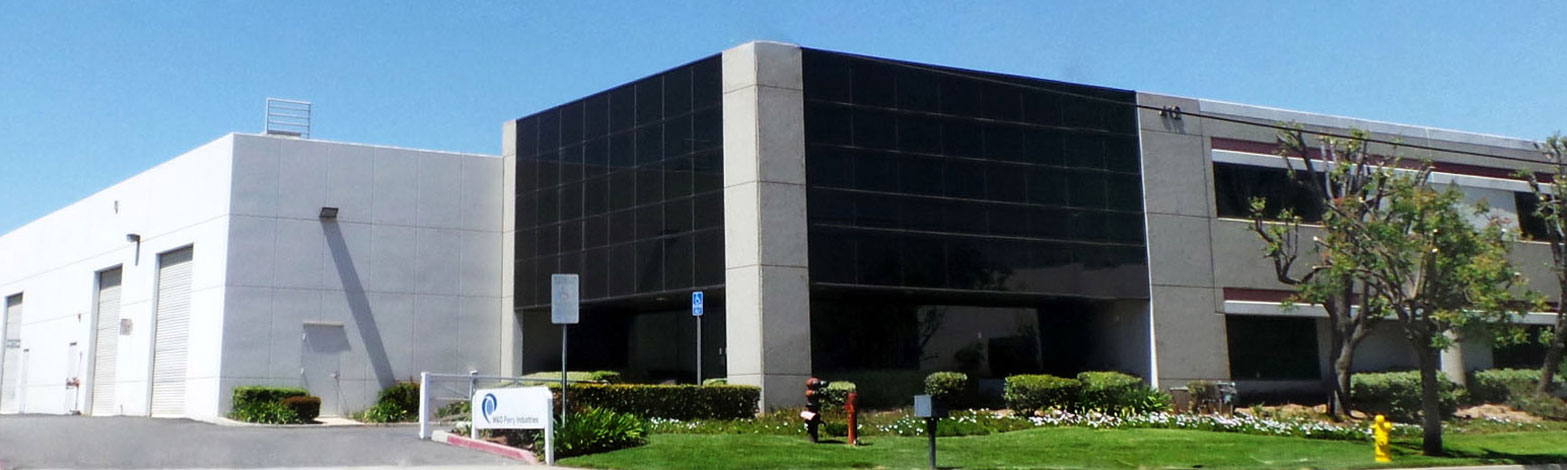 View of M&O Perry office